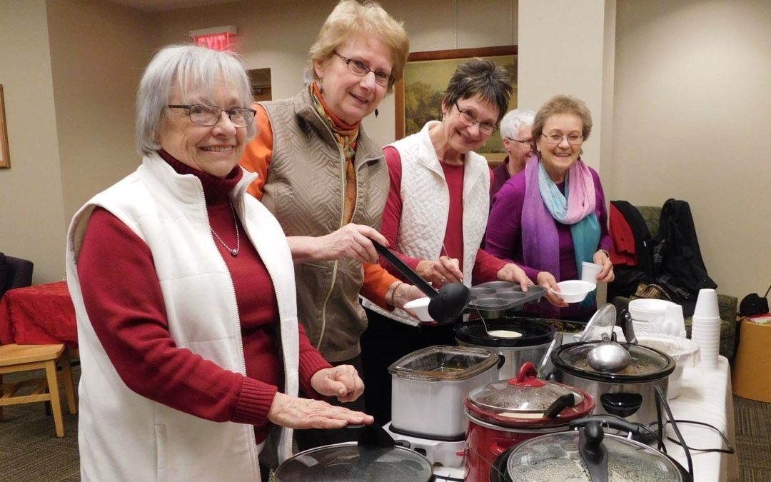 Food For Thought Cookbook Club  @ the Gelnett Library
